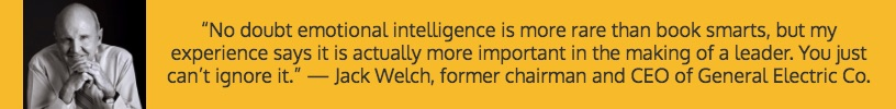 Jack Welch on emotional intelligence