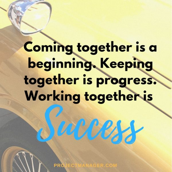 Best Motivational Quotes For Work: Teamwork Quotes: 25 Best Inspirational Quotes About