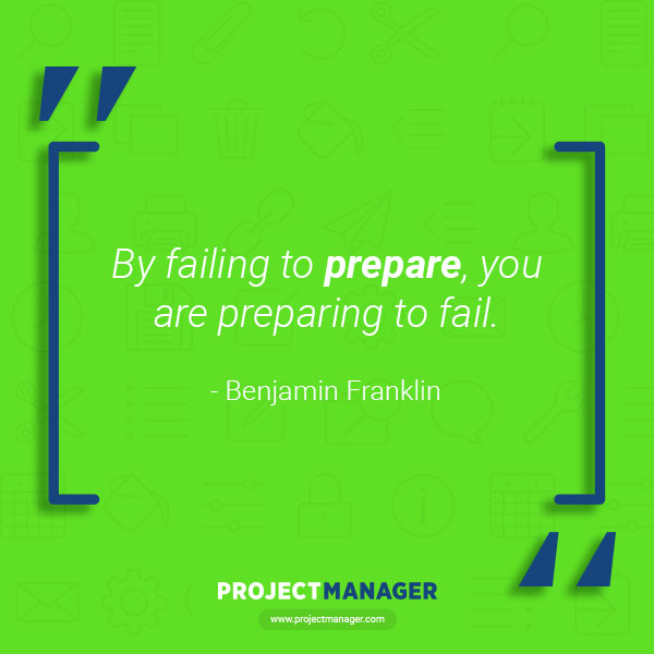 25 Of The Best Planning Quotes Projectmanagercom