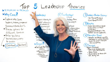 Top 5 Leadership Theories