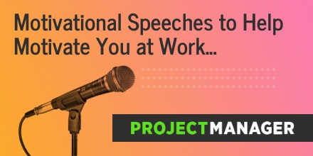speeches to motivate you