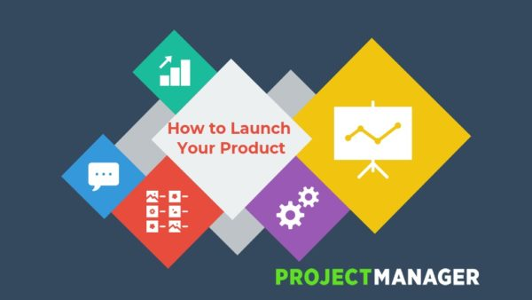 what are the steps to take when launching a product?