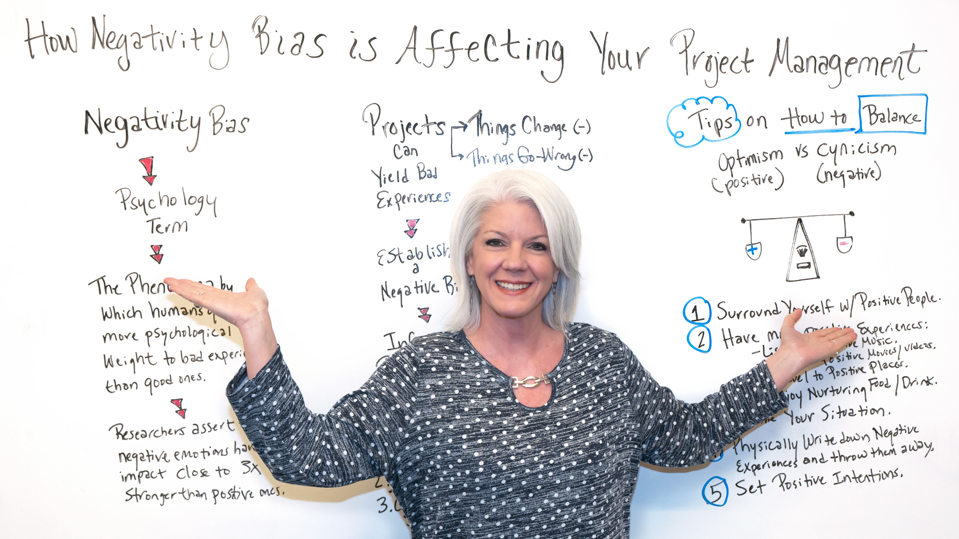 How Negativity Bias Is Affecting Your Project Management