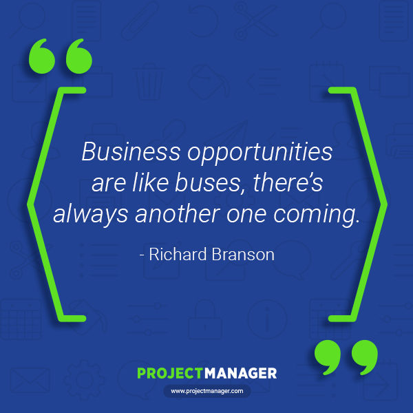 Richard Branson business quote